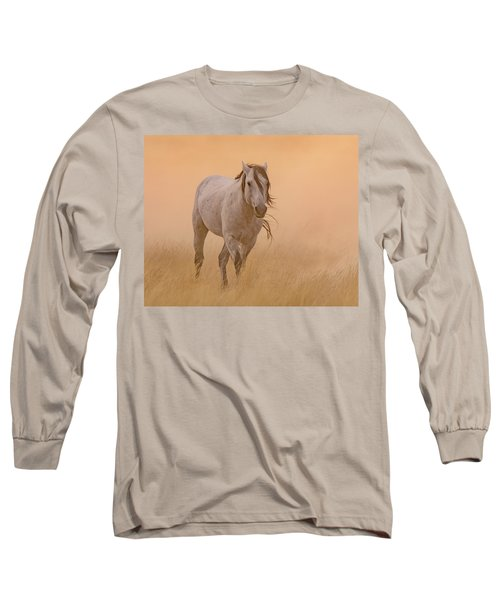 Dusty Evening Long Sleeve T-Shirt