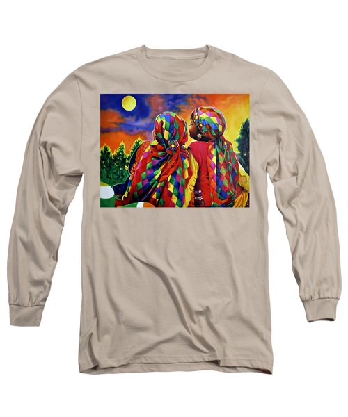 Long Sleeve T-Shirt featuring the digital art Ecstasy by Bliss Of Art