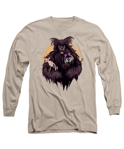 Edgar, Rankle, And Rose Long Sleeve T-Shirt