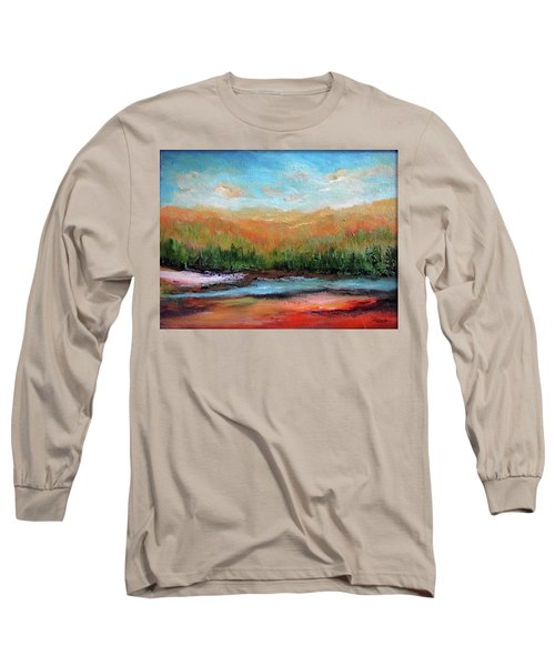 Edged Habitat Long Sleeve T-Shirt
