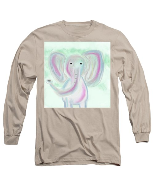Elephant Love Long Sleeve T-Shirt