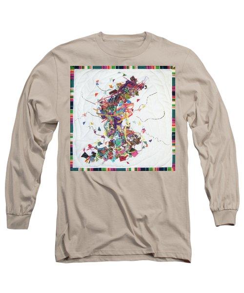 Etude In Fabric Long Sleeve T-Shirt