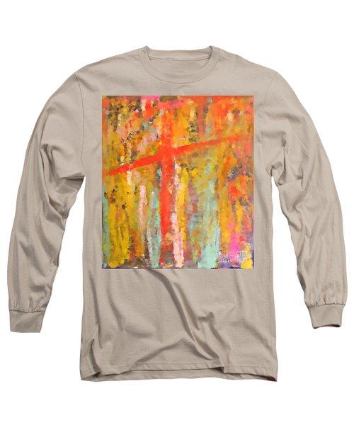 Every Hour I Need Thee Long Sleeve T-Shirt