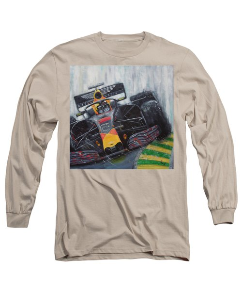 F1 Action Long Sleeve T-Shirt