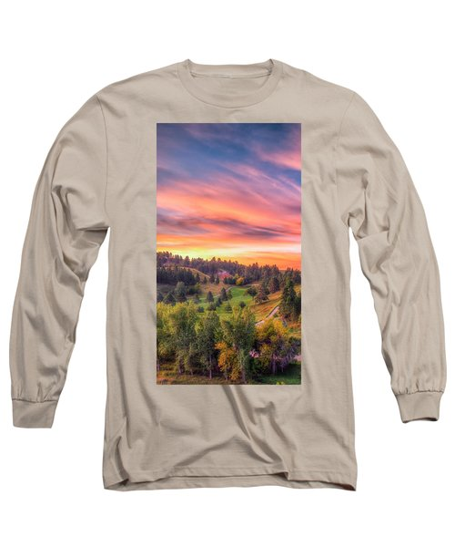 Fairytale Triptych 1 Long Sleeve T-Shirt