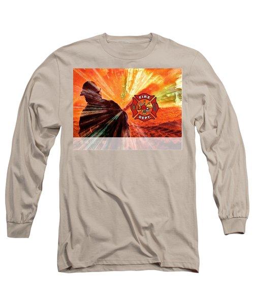 Fire Fighting 1 Long Sleeve T-Shirt