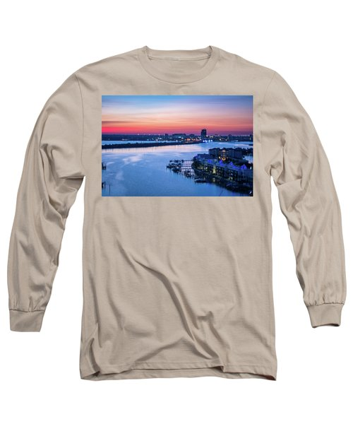 Firstlight Over Clearwater Long Sleeve T-Shirt