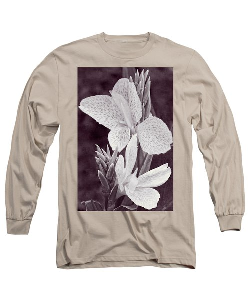 Long Sleeve T-Shirt featuring the photograph Floral Memories II by Leda Robertson