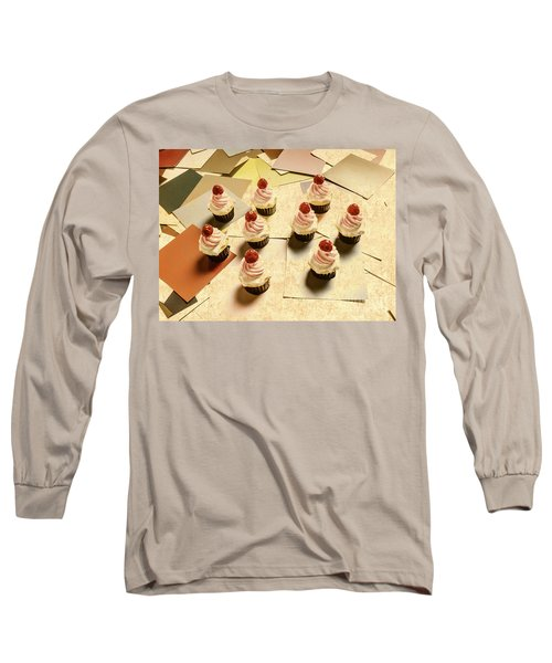 Foodie Nostalgia Long Sleeve T-Shirt