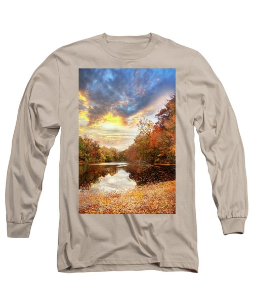 For The Love Of Autumn Long Sleeve T-Shirt