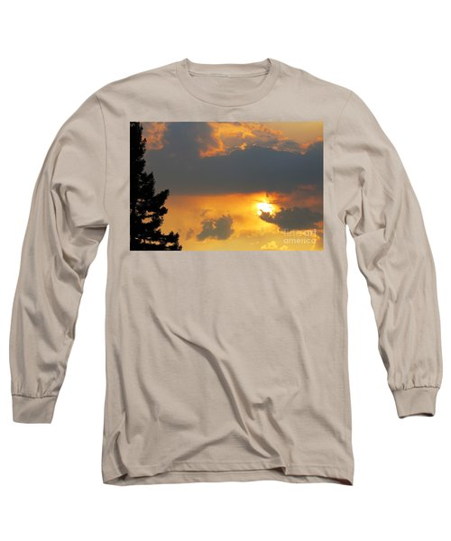 Forest Grove Solar Storm Long Sleeve T-Shirt