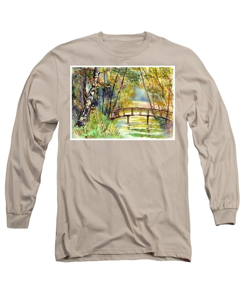 Forgotten Bridge Long Sleeve T-Shirt