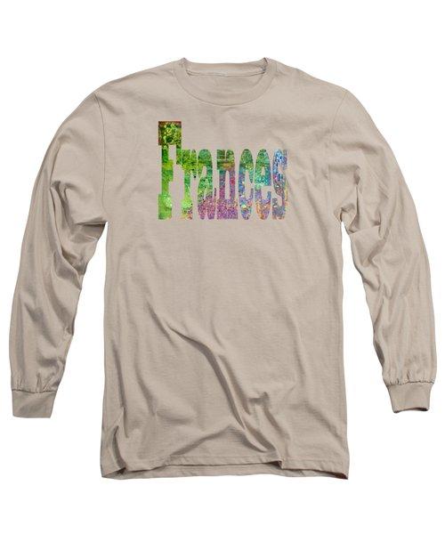 Frances Long Sleeve T-Shirt