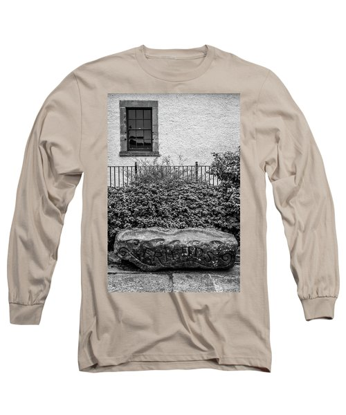 Friends Are Like Windows Through Which You See Out Into The World And Back Into Yourself Long Sleeve T-Shirt