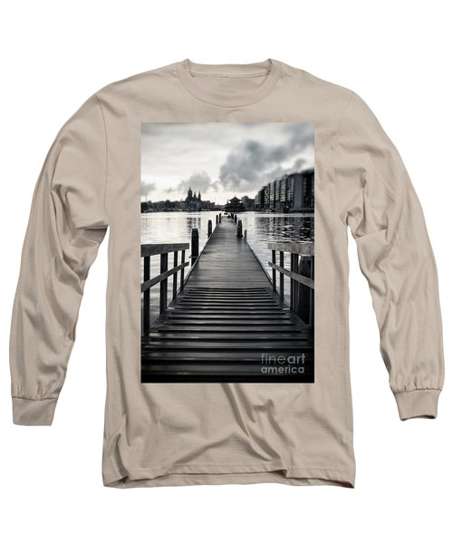 From The Solid Ground... Long Sleeve T-Shirt