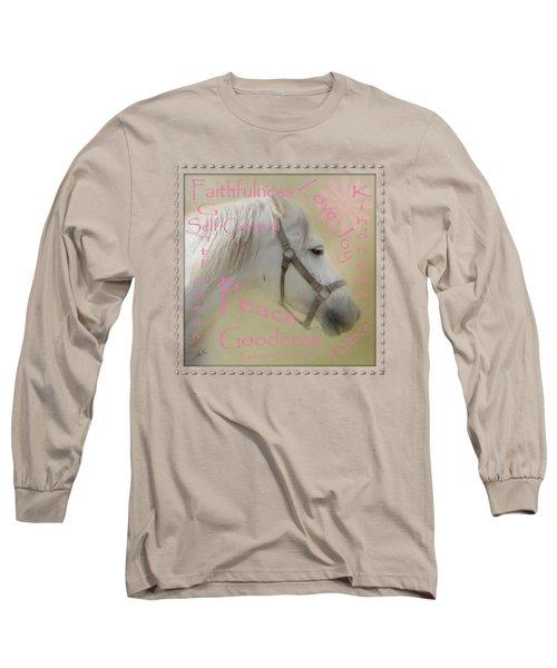 Fruit Of The Spirit Long Sleeve T-Shirt