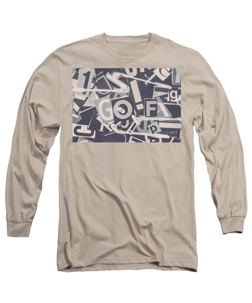 Game Of Golf Long Sleeve T-Shirt