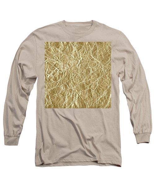 Gold Cute Gift Long Sleeve T-Shirt