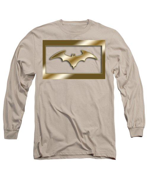 Golden Bat Long Sleeve T-Shirt