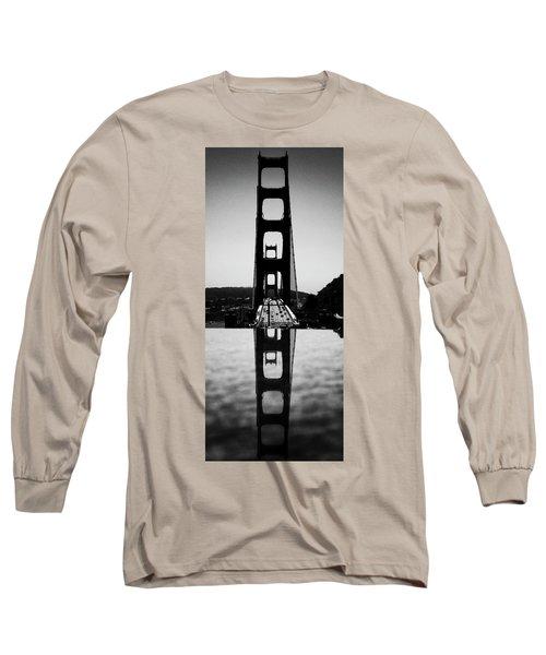 Golden Gate Reflection Long Sleeve T-Shirt
