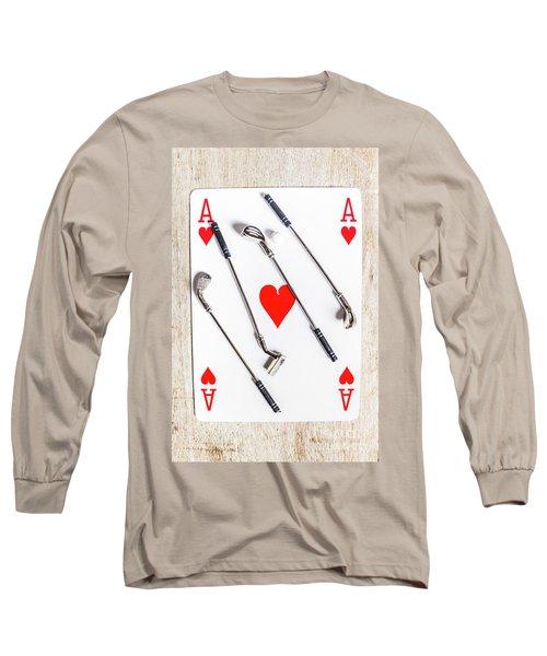 Golf Club Love Long Sleeve T-Shirt