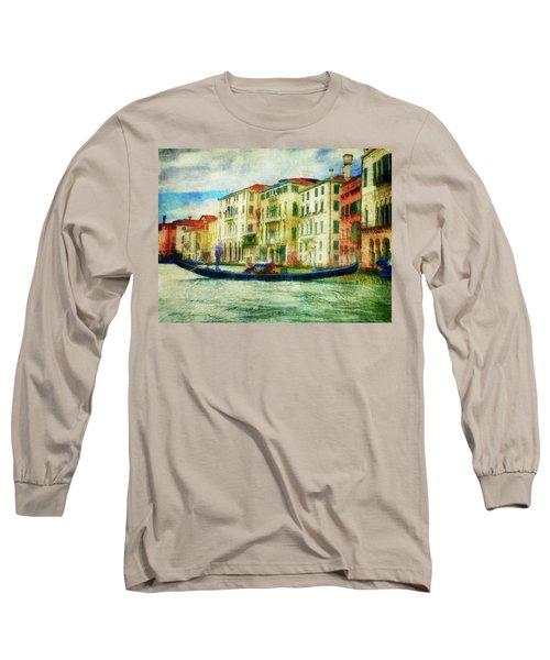 Gondola Ride Long Sleeve T-Shirt