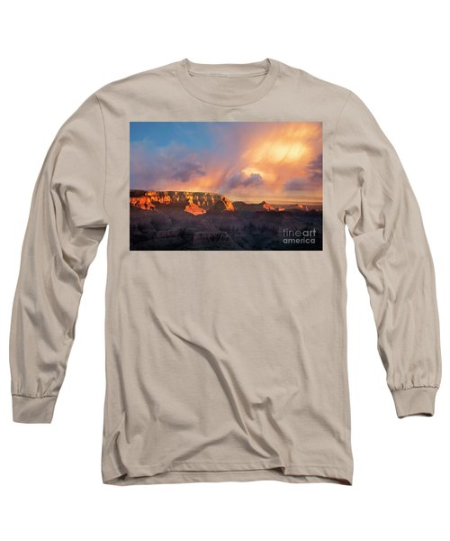 Long Sleeve T-Shirt featuring the photograph Grandview Point 1 by Scott Kemper