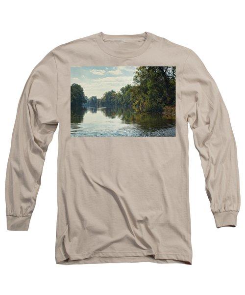 Great Morava River Long Sleeve T-Shirt