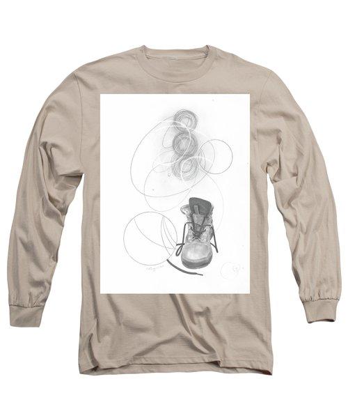 Ground Work No. 1 Long Sleeve T-Shirt
