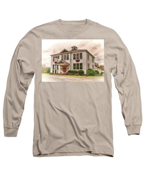 Hamilton High School In Cumberland County Virginia Long Sleeve T-Shirt