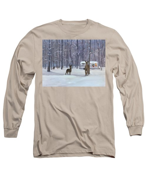 Have Yourself A Shiny Little Christmas Long Sleeve T-Shirt