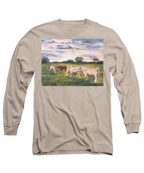 Headed Home Long Sleeve T-Shirt
