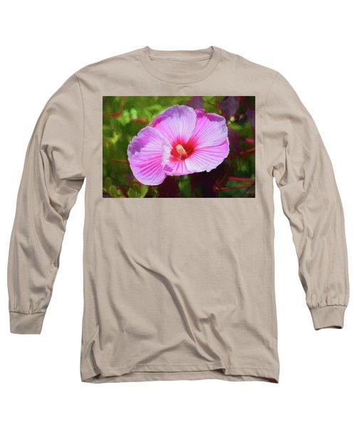 Hibiscus 81519 Long Sleeve T-Shirt