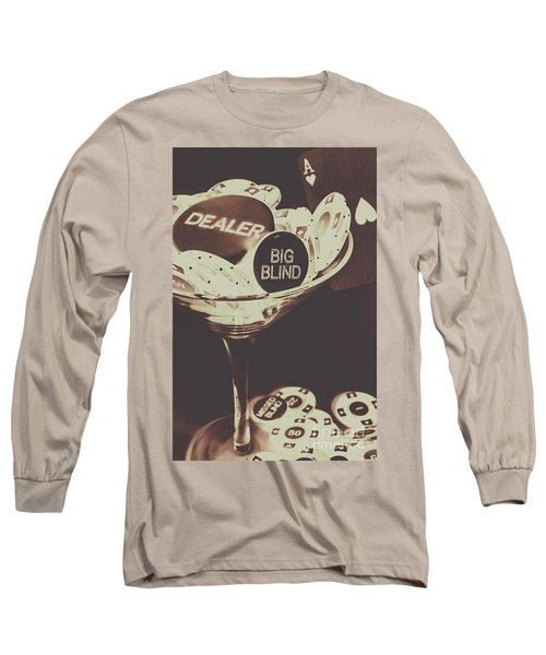 High Spirits Long Sleeve T-Shirt