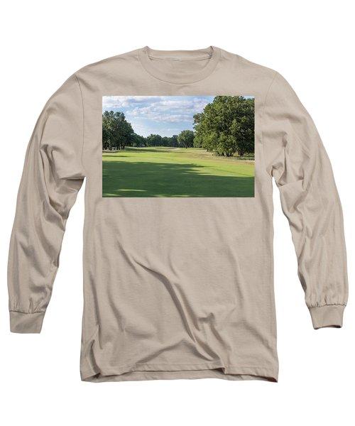 Hole #3 Long Sleeve T-Shirt