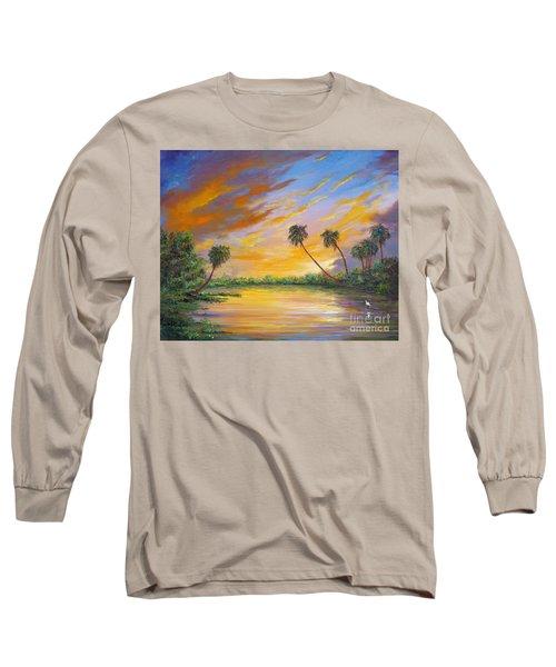 Homage To Newton Long Sleeve T-Shirt