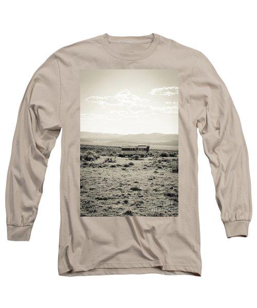 Home Home On The Range Long Sleeve T-Shirt