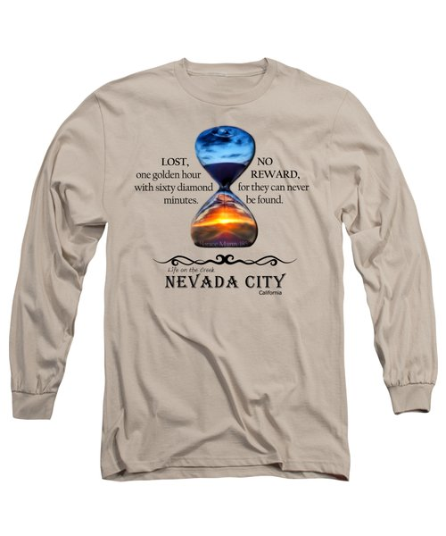 Horace Mann Quote Long Sleeve T-Shirt