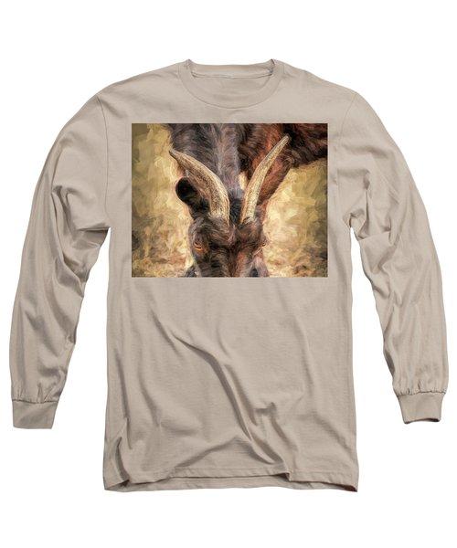 Horns Authority Long Sleeve T-Shirt