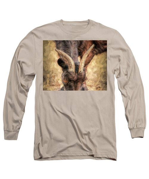 Horns Authority Long Sleeve T-Shirt