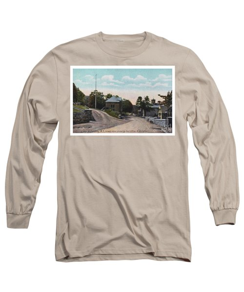 Howard Blvd. Mount Arlington Long Sleeve T-Shirt