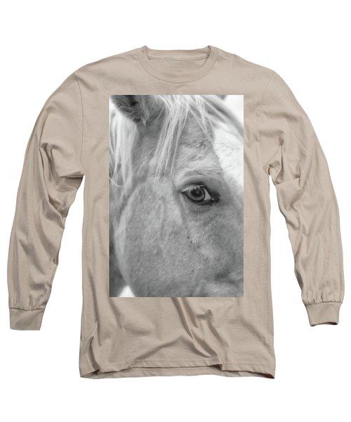 I C U Long Sleeve T-Shirt