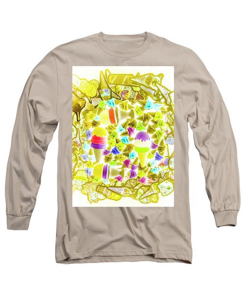 Ice-dream Long Sleeve T-Shirt