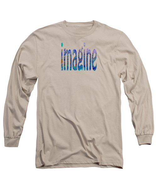 Imagine 1007 Long Sleeve T-Shirt