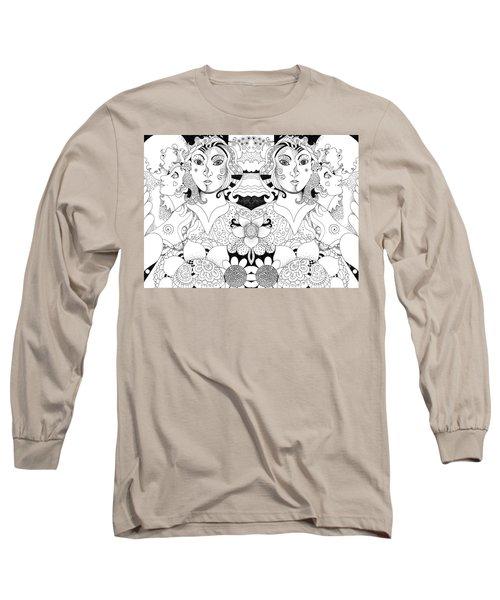 Imagine 3 Long Sleeve T-Shirt
