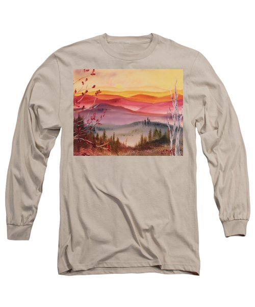 Impermanence Long Sleeve T-Shirt