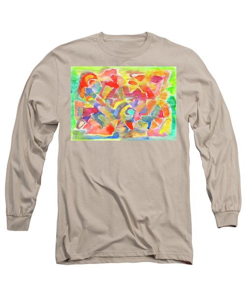 In The Circus Arena Long Sleeve T-Shirt