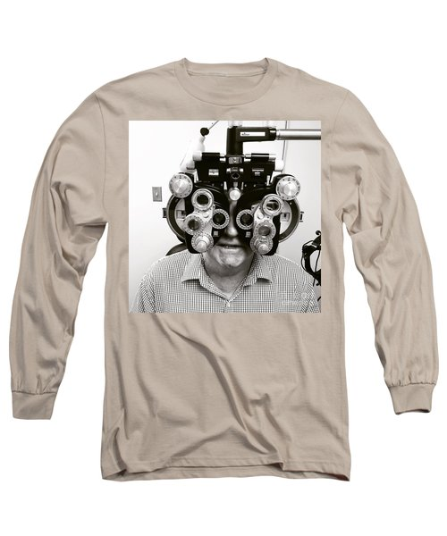 Insect Head Long Sleeve T-Shirt