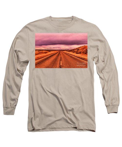 Into Nothingness  Long Sleeve T-Shirt