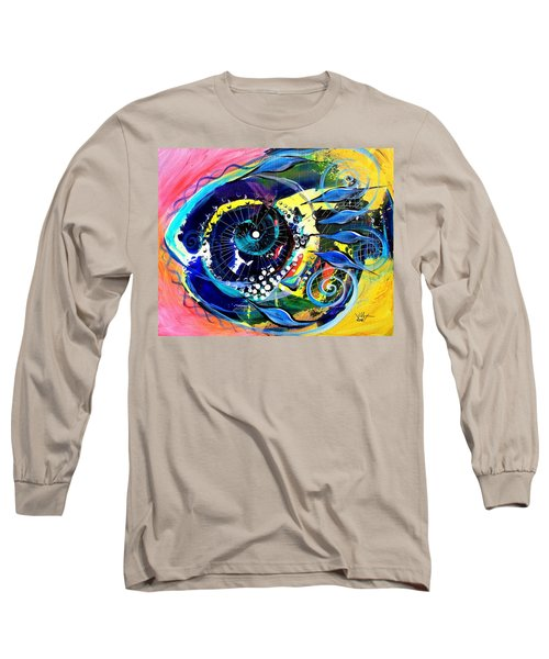 Into The Pink Long Sleeve T-Shirt